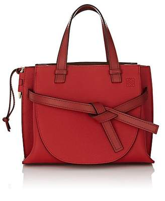 Loewe Women's Gate Small Leather Satchel - Red