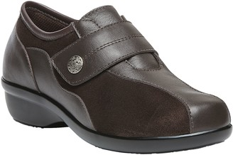 Propet Leather Slip-on Shoes - Diana Strap