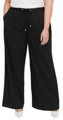 Addition Elle Love And Legend Plus Palazzo Pants