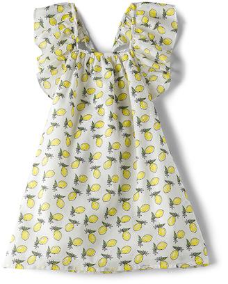 For Love & Lemons Lemondrop Toddler Dress $77 thestylecure.com