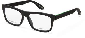 Givenchy GV 0018 Black Square Optical Frames