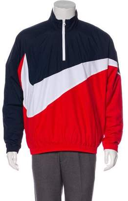 Nike KITH x Zip-Front Pullover Jacket