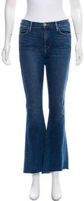 Frame Mid-Rise Jeans