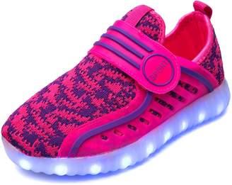 3.1 Phillip Lim WETRICS KEVENI Light Up Shoes LED Luminous Sneakers for Kids Boys Girls 32