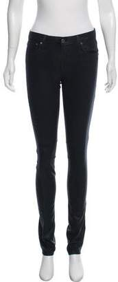 Helmut Lang Mid-Rise Skinny Jeans w/ Tags