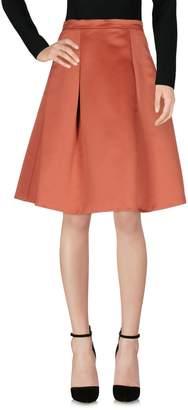 Pinko Knee length skirts - Item 35325580FE