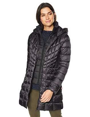 Bernardo Women's Glossy Nylon Primaloft Jacket