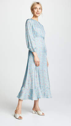 Cynthia Rowley Sea Breeze Printed Dress