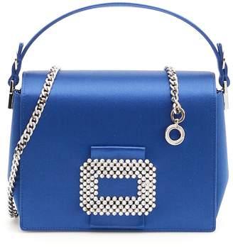 Roger Vivier Madame Viv Bag With Diadem