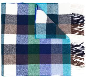 Altea plaid scarf
