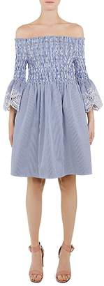 Ted Baker Cottoned On Noaah Off-the-Shoulder Dress
