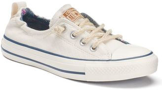Women's Converse Chuck Taylor All Star Shoreline Slip Rope Sneakers $55 thestylecure.com