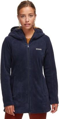 Columbia Benton Springs II Long Hooded Fleece Jacket - Women's