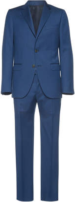 Lanvin Attitude Single-Breasted Wool Suit