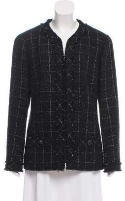 Chanel 2016 Fantasy Tweed Jacket