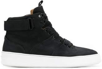 Mason Garments Roma classic high-top sneakers