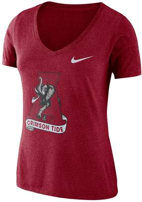 Nike Women's Alabama Crimson Tide Vault Tee