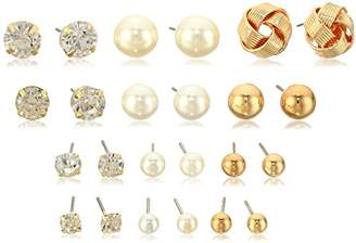 Post Stud Earrings