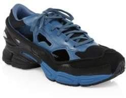 Adidas By Raf Simons Replicant Mesh Panel Sneakers