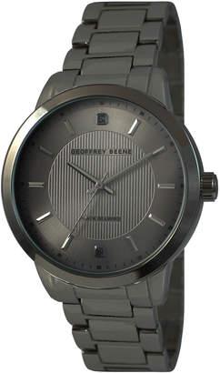 Geoffrey Beene GB8136GU Gunmetal & Grey Watch