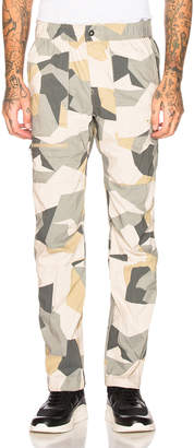 The North Face Westbrae Cargo Pant in Twill Beige Splinter Camo | FWRD