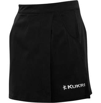 Kukri Junior Girls Skort Black