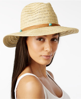 Collection XIIX Sheer Braid Panama Hat $38 thestylecure.com