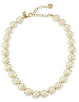 Kate Spade Urite Pearl Necklace