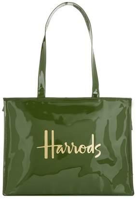 4b8d8404ca Harrods Signature Shoulder Bag - ShopStyle UK