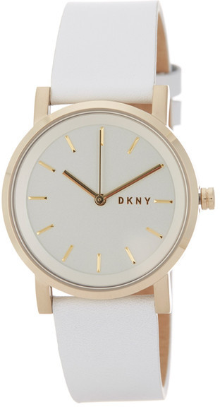 DKNY DKNY Women's Soho Round Watch