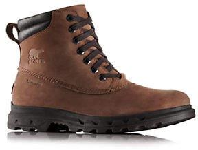 Sorel Portzman Waterproof Nubuck Leather Hiking Boots