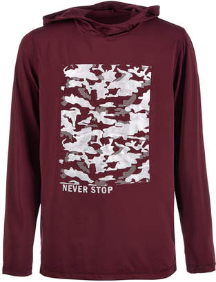 Macy's Ideology Big Boys Never Stop Hoodie, Created for