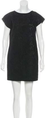 Saint Laurent Lace Shift Dress