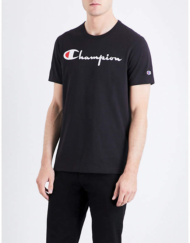 Champion Classic cotton-jersey T-shirt