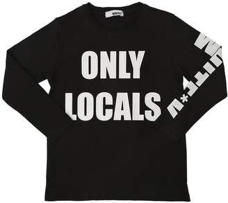 Only Locals Jersey Long Sleeve T-Shirt