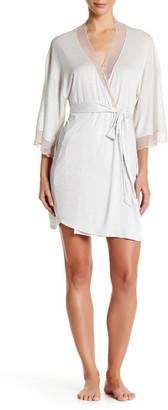 Eberjey Georgette Short Robe $106 thestylecure.com