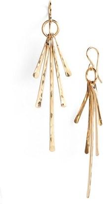 Women's Ija Sunburst Drop Earrings $93 thestylecure.com