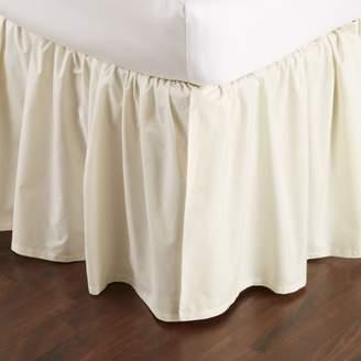 Sferra Celeste Ruffled Bedskirt, Twin