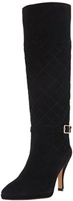 Adrienne Vittadini Footwear Women's Jabine Slouch Boot $199 thestylecure.com