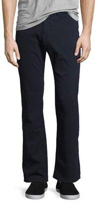 Joe's Jeans Brixton Stevenson Twill Jeans $158 thestylecure.com