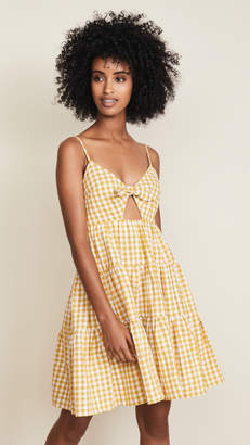 ENGLISH FACTORY Gingham Dress