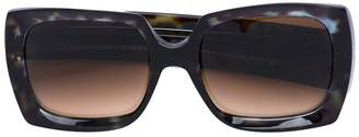 Oliver Goldsmith square sunglasses