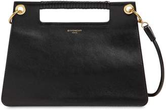 Givenchy Whip Medium Leather Top Handle Bag