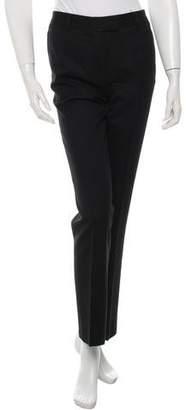CNC Costume National Wool Straight-Leg Pants