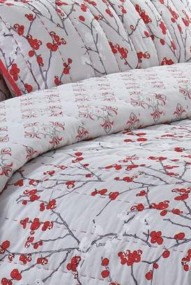 California Design Den by NMK Jasmine King Sized 3-Piece Quilt Set - Coral