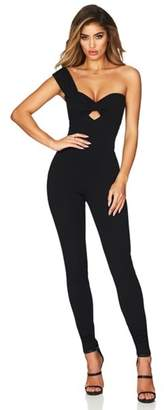 Nookie Black Charm Jumpsuit
