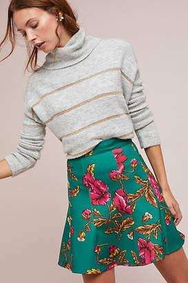 Maeve Hibiscus Skater Skirt