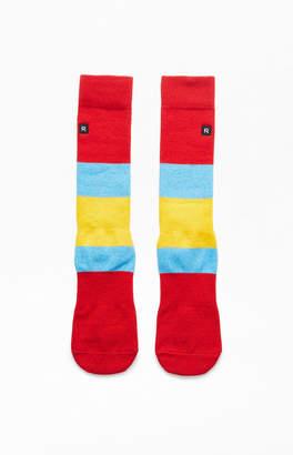 Richer Poorer Chief Crew Socks