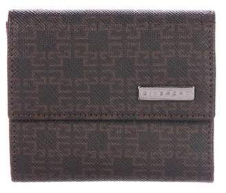 Givenchy Monogram Compact Wallet
