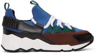 Pierre Hardy Multicolor Trek Comet Sneakers